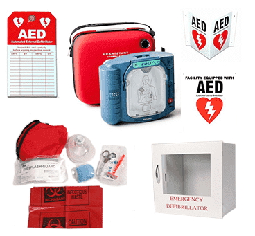 Phillips AED Package